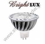 ��������� LED MR-16 �� ���� 3W ��� 3 x 1W LED �� ������� ����� ��� ���������� 12 V AC/DC  LED-03C8