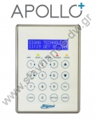 SIGMA APOLLO-PLUS/KP ������������ ���� �� 16 ���������� ������� ��� LCD ����� ���� �� ��������� ��� �������� ��� ��� ��������� APOLLO-PLUS