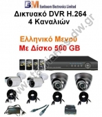 Eonboom EN-6804V-SET-5 ������ ������ �������������� �� ������������ ����� 500GB ��� ���������� ������� �������������� ��� ���� �������