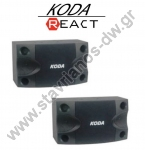 "������������� ����� (������) �� ������ ������� 180W �� Woofer 8"" ��� tweeter 2 x 3"" ��� Koda KD-525D"