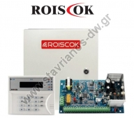 RP208CN ROISCOK ���������� �������-������������ ������ 8 ����� ���������� �� ������������ LCD ����������� ��� ����� ���������