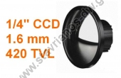 "K����� �� ������� �������� �� ���������� 1/4"" CCD Sony ��� ���� 1.6mm �� ������� 420TVL UV-4006Z"