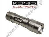 LED Φακός 5W της Konig KNTORCH Z004