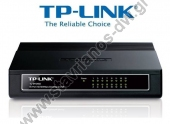 TP-LINK TL-SF1016D Desktop Switch Ethernet 16 Θυρών 10/100Mbps