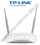 TP-LINK TL-WA801ND Ασύρματο N Access Point 300Mbps