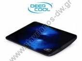 "Notebook cooler Wind Pal MΙΝΙ για laptop έως και 15.6"" DEEPCOOL WIND PAL MINI"