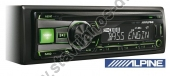 ALPINE CDE-190R RADIO CD / MP3 με θύρα USB και ισχύ 4 x 50W max