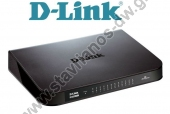 D-LINK GO-SW-24G Switch 10/100/1000 24-Port Gigabit Desktop D-LINK GO-SW-24G