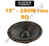 "Woofer 15"" με ισχύ 280W rms και αντίσταση 8Ω SP-15101-21"