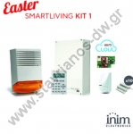 EASTER SMARTLIVING KIT 1 INIM Kit Συναγερμού SmartLiving